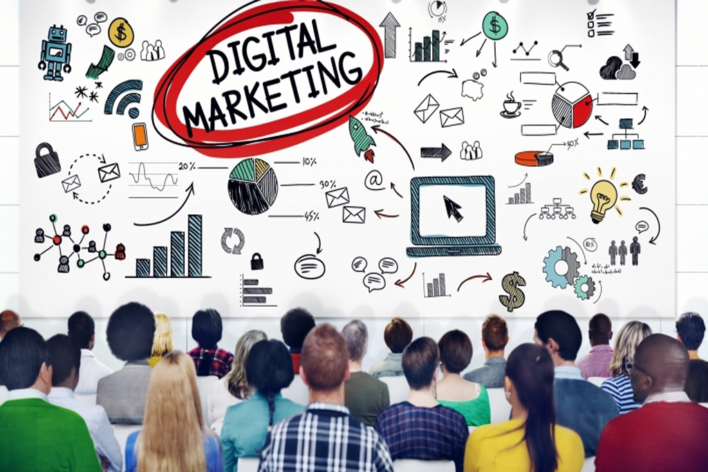 learn digital marketing india